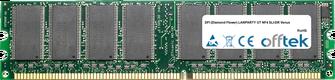 LANPARTY UT NF4 SLI-DR Venus 1GB Module - 184 Pin 2.6v DDR400 Non-ECC Dimm