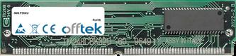 P55XU 64MB Kit (2x32MB Modules) - 72 Pin 5v EDO Non-Parity Simm