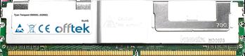 Tempest i5000XL (S2692) 8GB Kit (2x4GB Modules) - 240 Pin 1.8v DDR2 PC2-5300 ECC FB Dimm