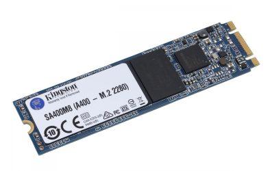 Kingston A400 M.2 SATA SSD 120GB Drive