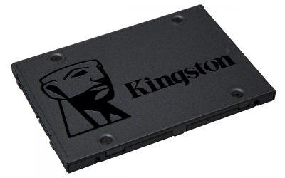 Kingston A400 2.5-inch SSD 120GB Drive