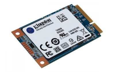 Kingston UV500 mSATA SSD 120GB Drive