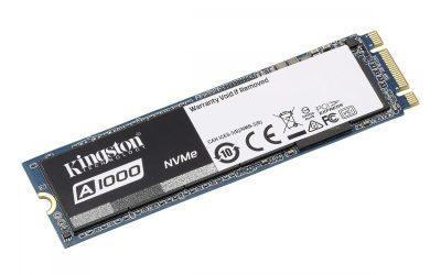 Kingston A1000 M.2 NVMe SSD 240GB Drive