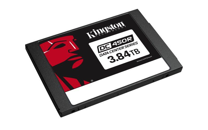 Kingston DC450R (Read-centric) 2.5-Inch SSD 3.84TB Drive