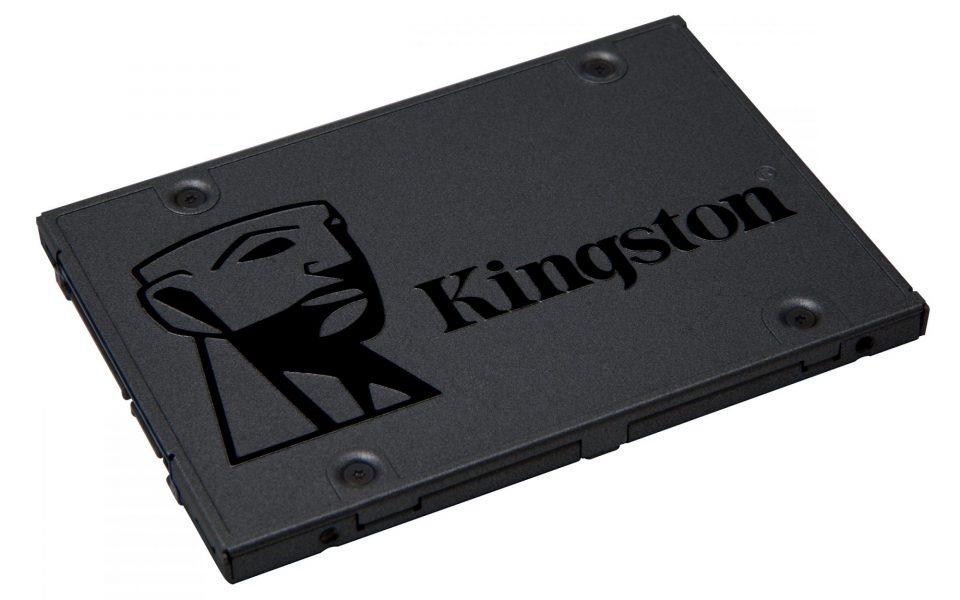 Kingston A400 2.5-inch SSD 480GB Drive