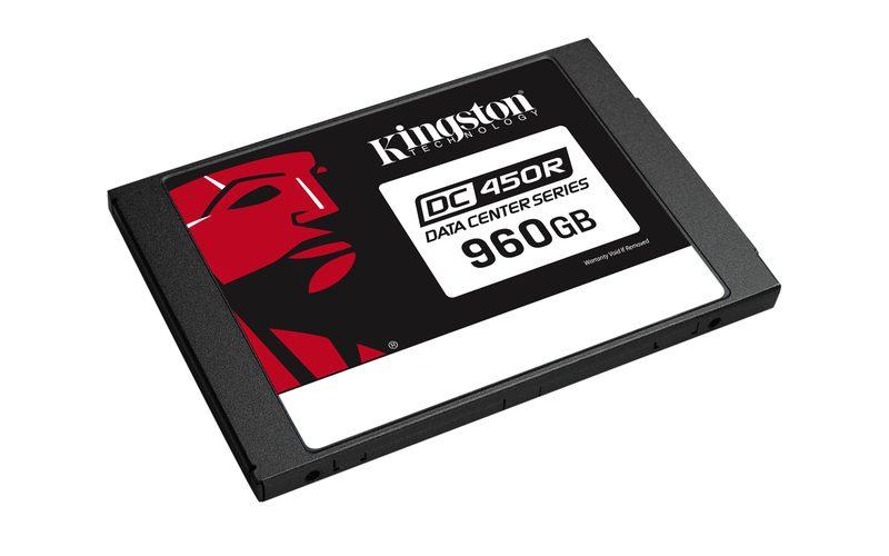 Kingston DC450R (Read-centric) 2.5-Inch SSD 960GB Drive