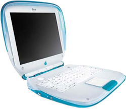 iBook G3 (300Mhz) Key Lime