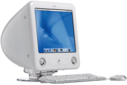 eMac 1.42GHz (ATI Graphics)