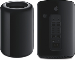 Apple Mac Pro Workstation 3.7GHz (Quad Core) ( Intel Xeon E5) - Late 2013 Server