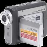 Audiovox Camcorder Memory