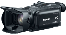 Canon Camcorder Memory