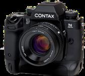 Contax Digital Camera Memory