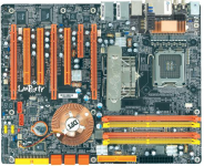 DFI (Diamond Flower) Motherboard Memory