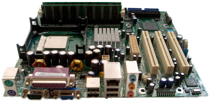 EMachines Motherboard Memory