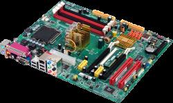 EPOX Motherboard Memory