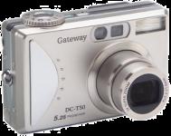Gateway Digital Camera Memory