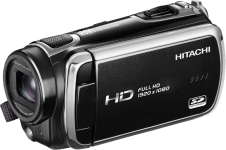 Hitachi Camcorder Memory
