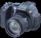 Konica Minolta Digital Camera Memory