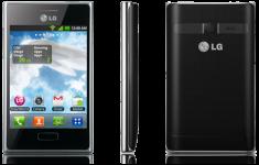 LG Smartphone Memory