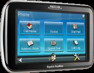 Magellan GPS Memory