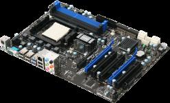Microstar (MSI) Motherboard Memory