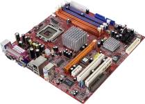 PC Chips Motherboard Memory