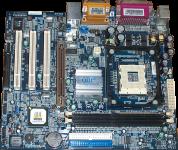 QDI Motherboard Memory
