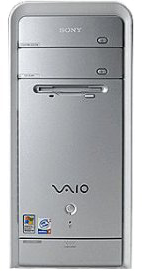 Vaio PCV-RS400CG (With Giga Pocket PVR)