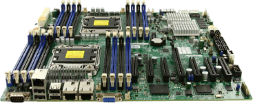 SuperMicro Motherboard Memory