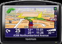 TomTom GPS Memory