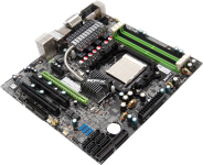 XFX Motherboard Memory