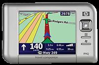 HP-Compaq iPAQ rx5765 Travel Companion