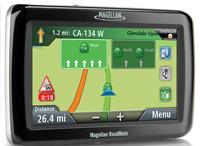 Magellan RoadMate 2055