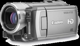 Canon VIXIA HF100