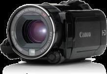 Canon VIXIA HF S200