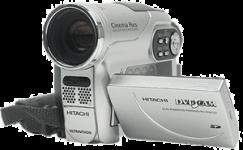 Hitachi DZ-BX35E