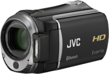 JVC Everio GZ-HM50