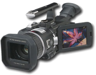 JVC HDV GR-HD1US