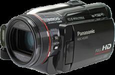 Panasonic HDC-HS100