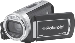 Polaroid Camcorder Memory