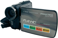 Praktica DVC 5.7 FHD