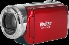 Vivitar DVR 840XHD