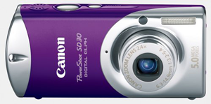 Canon PowerShot SD30