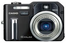 Casio EXILIM EX-P600