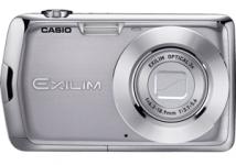 Casio EXILIM EX-S6SR