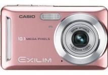 Casio EXILIM EX-Z29PK