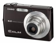 Casio EXILIM EX-Z600BK