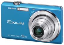 Casio EXILIM Zoom EX-ZS10