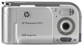 HP-Compaq PhotoSmart E317