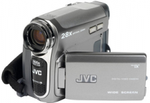 JVC Everio GR-D770